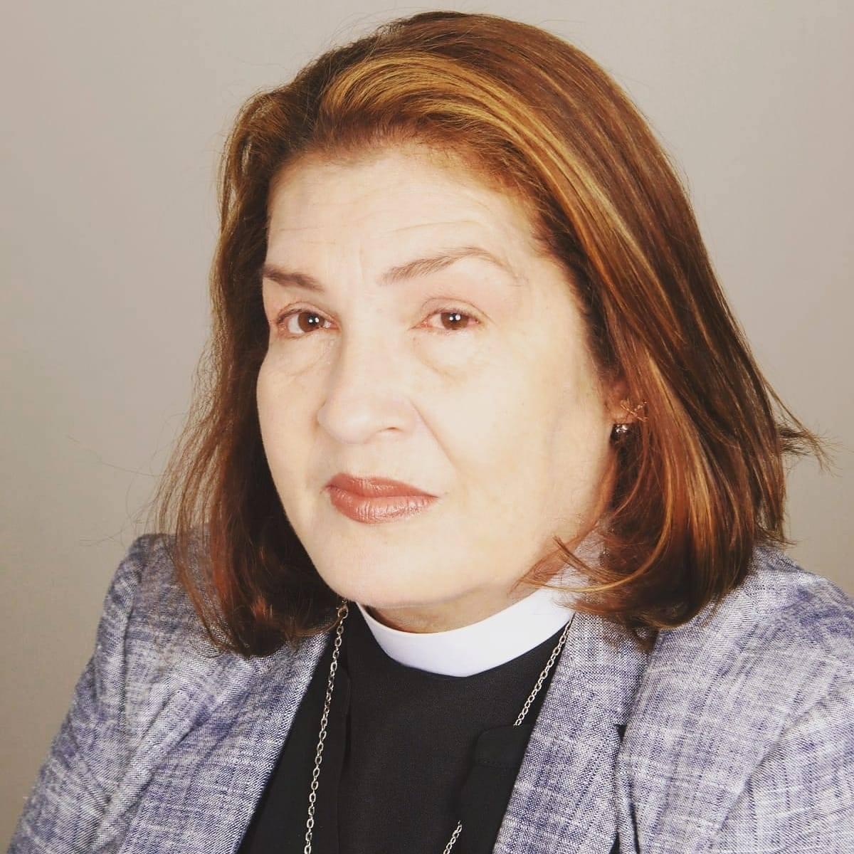 La Reverenda Maytee de la Torre